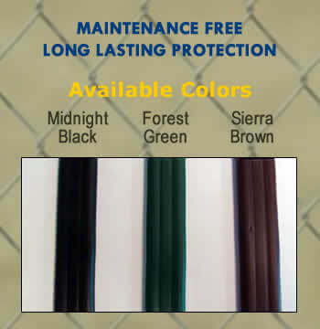 Chainlink Fencing Colors and Services, WI