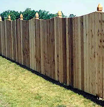 Green Bay Fence Installation
